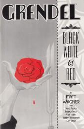 Grendel: Black, White & Red (1998) -3- Grendel: Black, White & Red #3