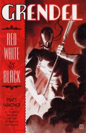 Grendel: Red, White, & Black (2002) -1- Grendel: Red, White, & Black #1