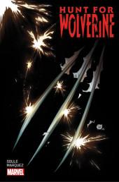 Hunt for Wolverine -1d- Secrets and Lives - Teaser Variant