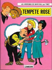 Chick Bill -2520a80- Tempête rose