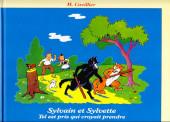 Sylvain et Sylvette (Triomphe) -7- Tel est pris qui croyait prendre