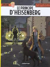 Lefranc -28a18- Le principe d'Heisenberg