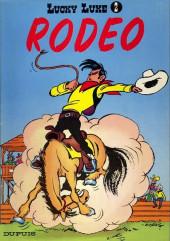 Lucky Luke -2b1983- Rodéo