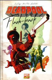 Deadpool - Flash-Back