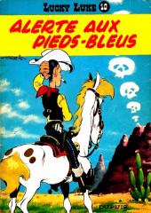 Lucky Luke -10b72- Alerte aux Pieds-Bleus