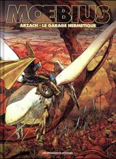 Mœbius œuvres - Arzach - Le Garage hermétique