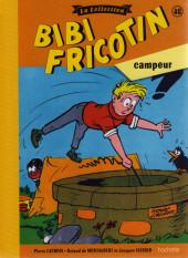 Bibi Fricotin (Hachette - la collection) -48- Bibi Friotin campeur