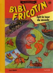 Bibi Fricotin (Hachette - la collection) -49- Bibi Fricotin fait le tour du monde
