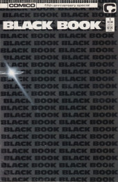 Comico Black Book -1- Fifth aniversary special