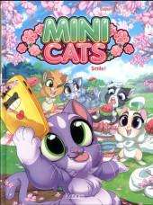 Mini Cats -2- Smile