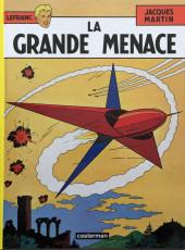 Lefranc -1g16- La grande menace