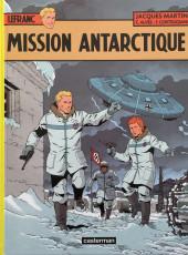 Lefranc -26a2016- Mission Antarctique