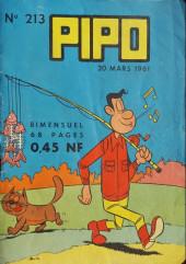 Pipo (Lug) -213- Numéro 213