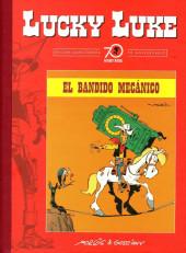 Lucky Luke (Edición Coleccionista 70 Aniversario) -67- El bandido mecánico