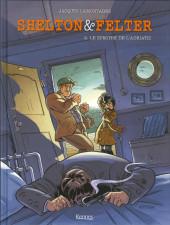 Shelton & Felter -2- Le spectre de l'Adriatic