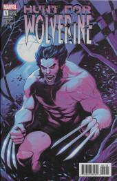 Hunt for Wolverine -1E- Secrets and Lives