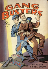 Four Color Comics (Dell - 1942) -24- Gang Busters