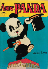 Four Color Comics (Dell - 1942) -25- Andy Panda