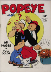Four Color Comics (Dell - 1942) -26- Popeye