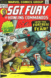 Sgt. Fury and his Howling Commandos (Marvel - 1963) -111-