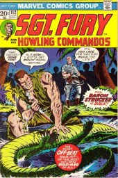 Sgt. Fury and his Howling Commandos (Marvel - 1963) -112- (sans titre)