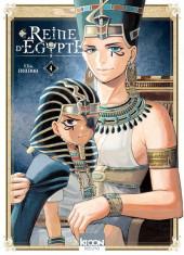Reine d'Égypte -4- Tome 4
