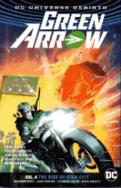 Green Arrow (2016) -INT04- The Rise of Star City