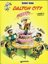 Lucky Luke -34d78- Dalton city