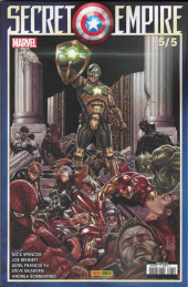 Secret Empire -5- Secret empire 5