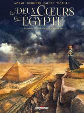 Les deux Cœurs de l'Égypte -1TL- La barque des milliers d'années