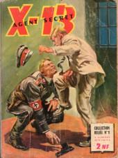 X-13 agent secret -Rec01- Collection reliée N°1 (du n°1 au n°8)