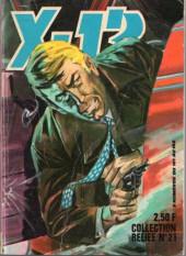 X-13 agent secret -Rec21- Collection reliée N°21 (du n°161 au n°168)