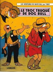 Chick Bill -3527- Le troc truqué de dog bull