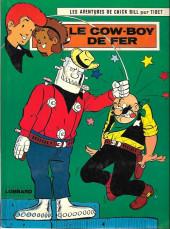 Chick Bill -332a1979- Le cow-boy de fer
