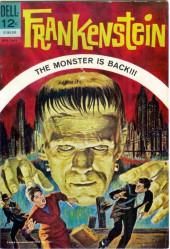 Movie Classics (Dell - 1962) -283- Frankenstein