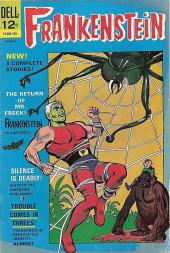 Frankenstein (Dell - 1966)