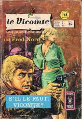 Le vicomte (Comics Pocket) -12- S'il le faut Vicomte?
