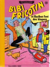 Bibi Fricotin (Hachette - la collection) -50- Bibi Fricotin et Razibus font des blagues
