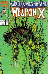Marvel Comics Presents Vol.1 (Marvel Comics - 1988) -73- Weapon X