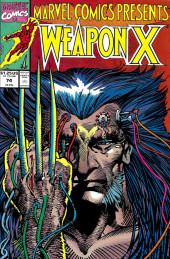 Marvel Comics Presents Vol.1 (Marvel Comics - 1988) -74- Weapon X
