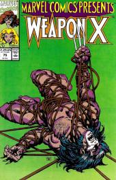 Marvel Comics Presents Vol.1 (Marvel Comics - 1988) -75- Weapon X