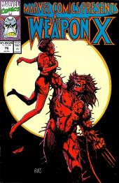 Marvel Comics Presents Vol.1 (Marvel Comics - 1988) -76- Weapon X