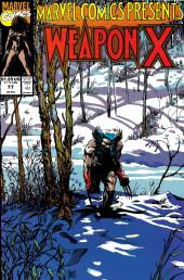 Marvel Comics Presents Vol.1 (Marvel Comics - 1988) -77- Weapon X