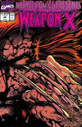 Marvel Comics Presents Vol.1 (Marvel Comics - 1988) -84- Weapon X