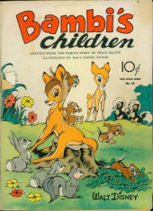 Four Color Comics (Dell - 1942) -30- Bambi's Children
