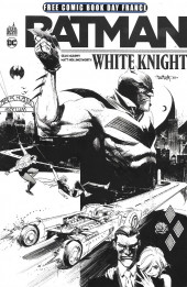 Free Comic Book Day 2018 (France) - Batman - White Knight