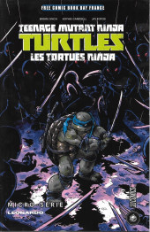 Free Comic Book Day 2018 (France) - Teenage Mutant Ninja Turtles - Les Tortues Ninja