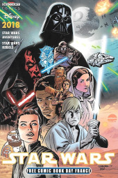 Free Comic Book Day 2018 (France) - Star Wars