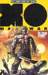 Free Comic Book Day 2018 (France) - X-O Manowar
