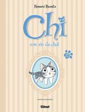 Chi - Une vie de chat (grand format) -17- Tome 17